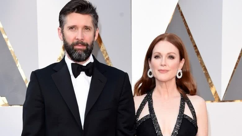 Julianna Moore husband Bart Freundlich