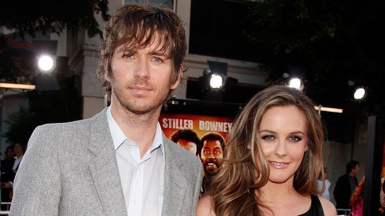 Alicia Silverstone husband Christopher Jarecki