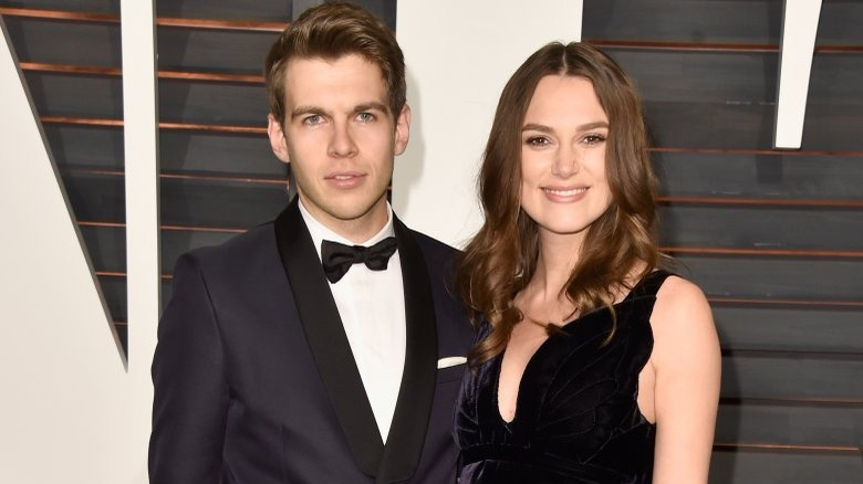 Keira Knightley husband James Righton