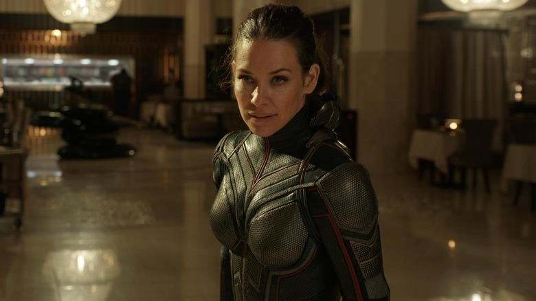The Wasp Marvel Avengers Ant-Man Evangeline Lilly