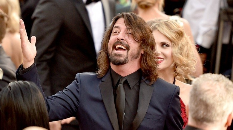 Image result for dave grohl   Actors And Celebrities Who Live Like Normal People