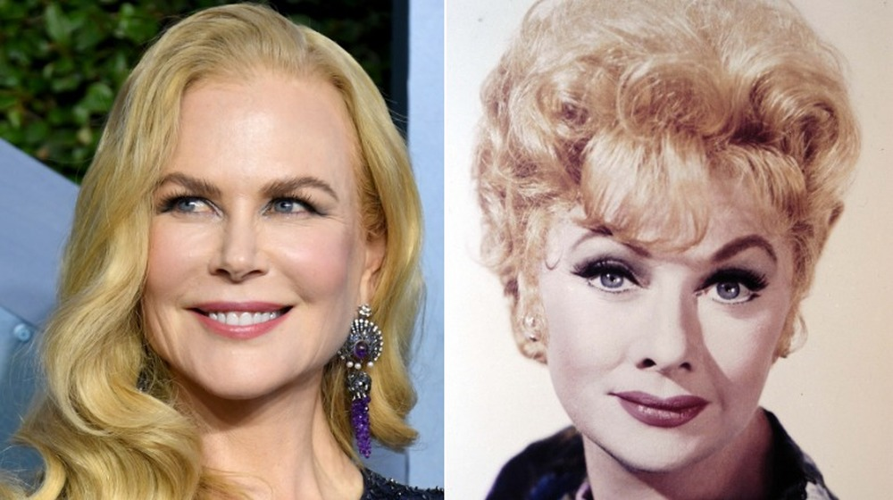 Lucille Ball's Daughter On Nicole Kidman As Mom In Film