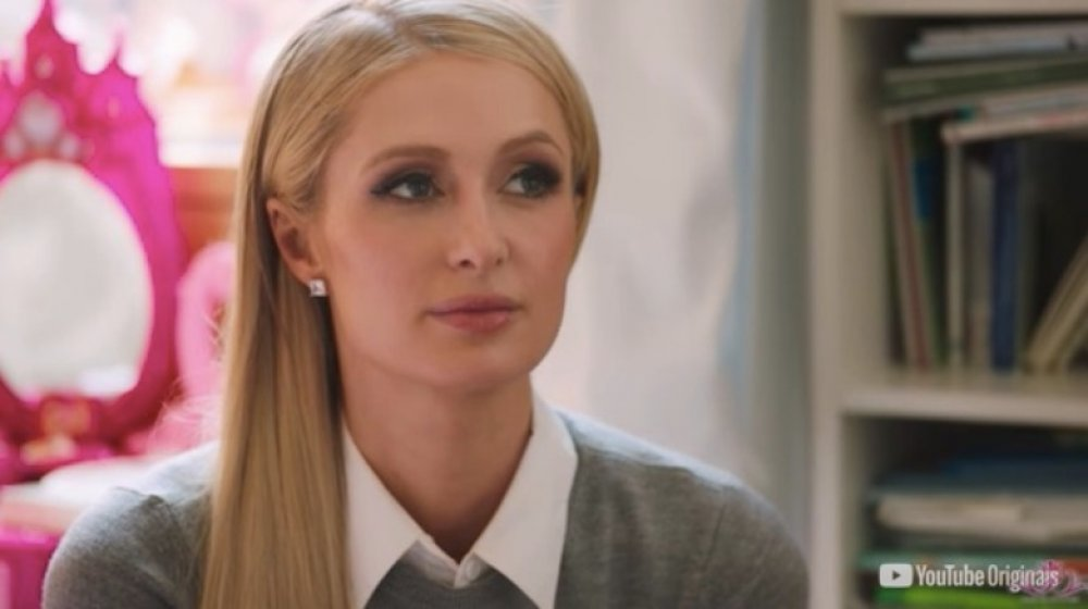 Paris Hilton shows a different side in new documentary