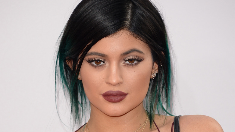 Kylie Jenner side hustle cosmetics