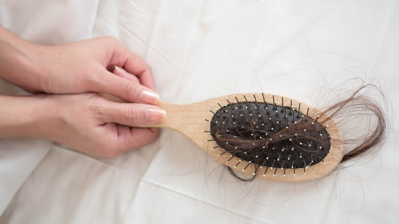 Surprising reasons your hair is falling out