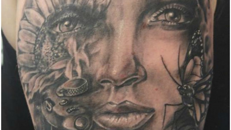 tattoos many tattoo artists hate to do. Black Bedroom Furniture Sets. Home Design Ideas