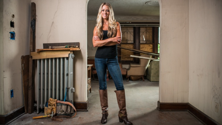The untold truth of rehab addict for What does nicole curtis house look like
