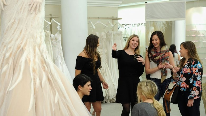 Say yes to the dress canada fashion director kate