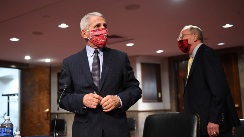 Dr. Anthony Fauci's Commemorative Baseball Card Knocks It Out of the Park