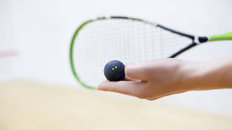 early racquet preparation when playing racquetball