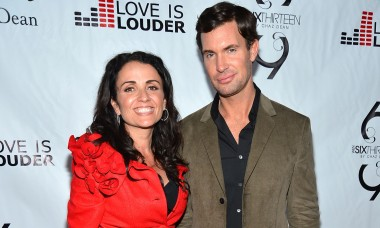 Chaz Dean's Holiday Party Benefitting the Love is Louder Movement