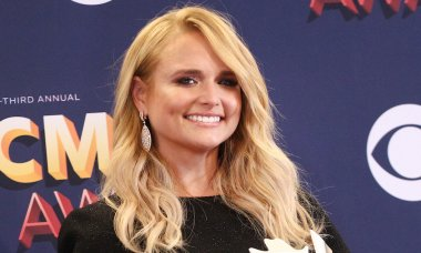 53rd Academy Of Country Music Awards - Press Room