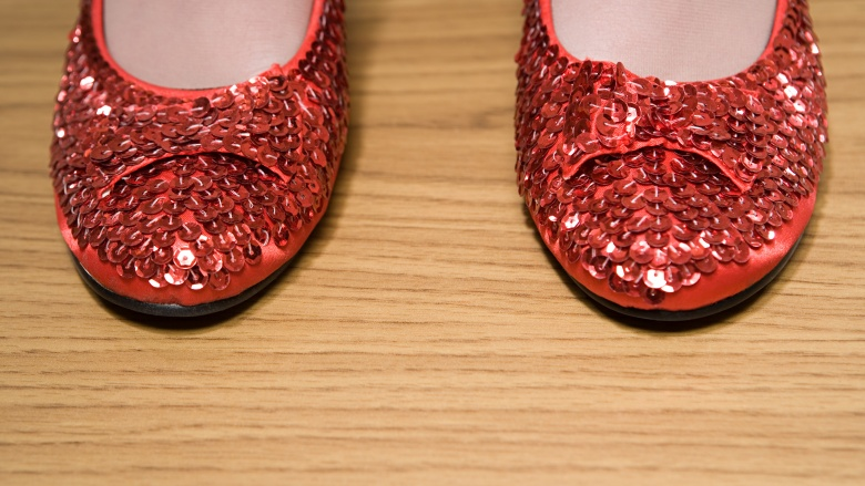 29823d119f4 What you didn t know about Dorothy s ruby slippers