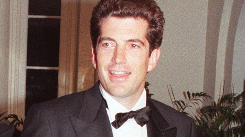 caroline kennedy s son looks exactly like jfk jr