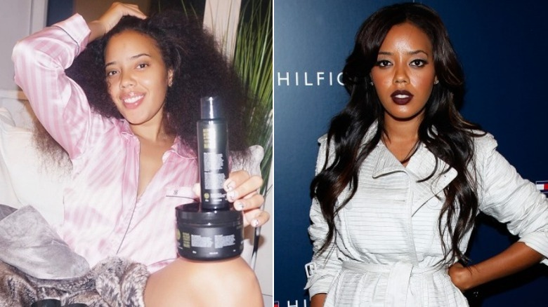 Celebs Who Look Totally Different With Natural Hair
