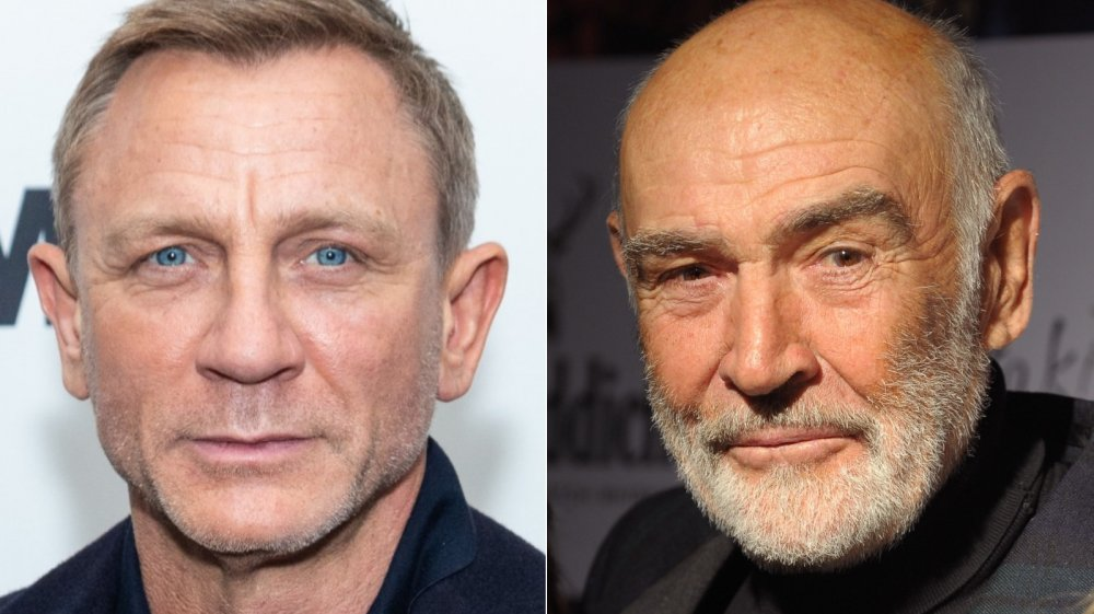 Daniel Craig honors Sean Connery with touching tribute