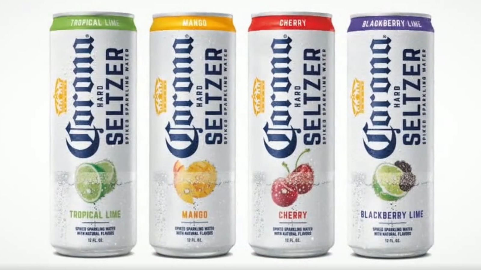 Here's Where You Know The Song In The Corona Seltzer ...