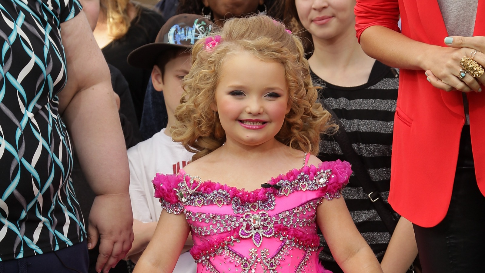 Honey Boo Boo is all grown up