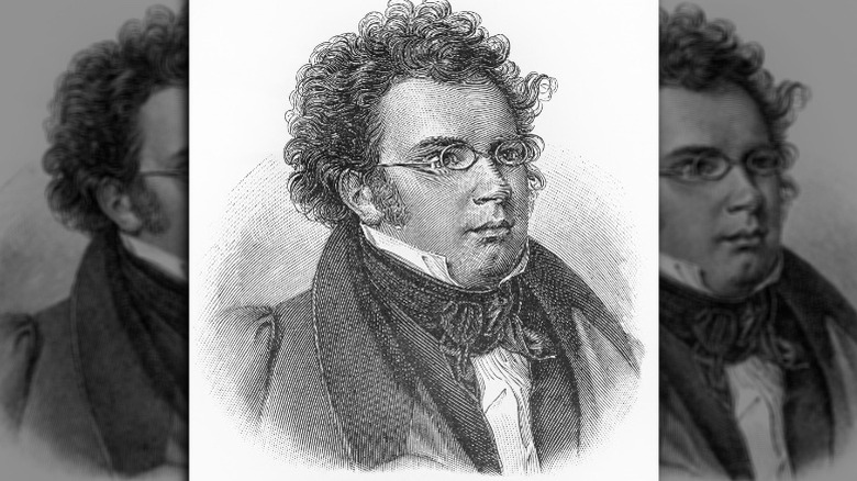 Franz Schubert in the early 1900s