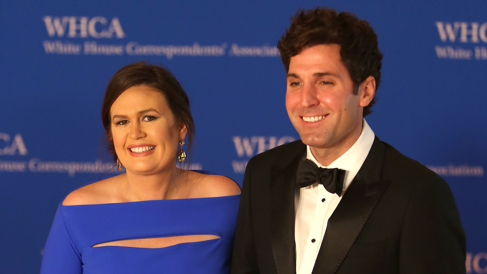 The Truth About Sarah Huckabee Sanders' Marriage