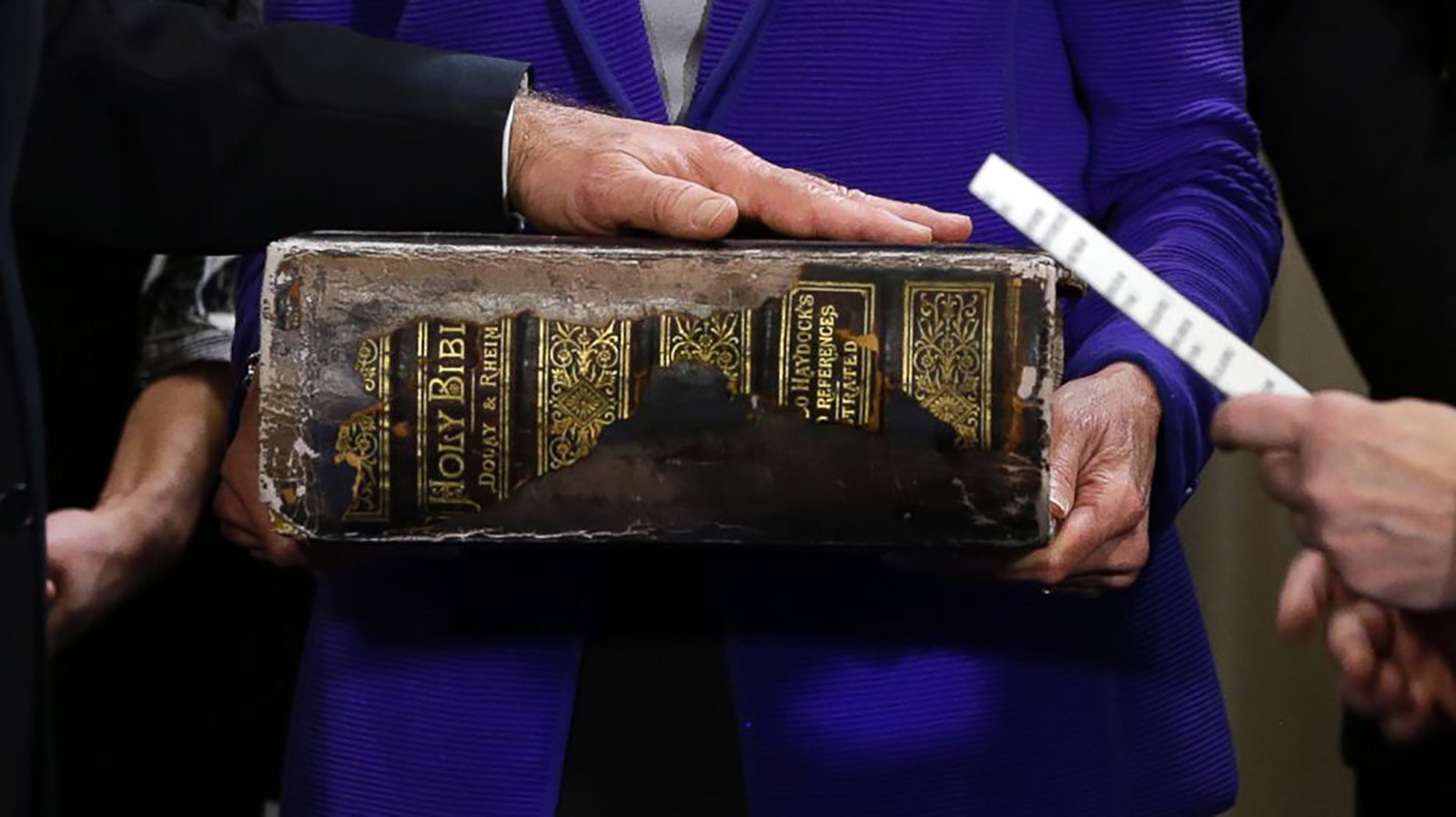 Joe Biden's Inauguration Bible Has More Meaning Than You Realize