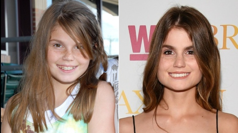 Jillian Staub from Real Housewives, then and now
