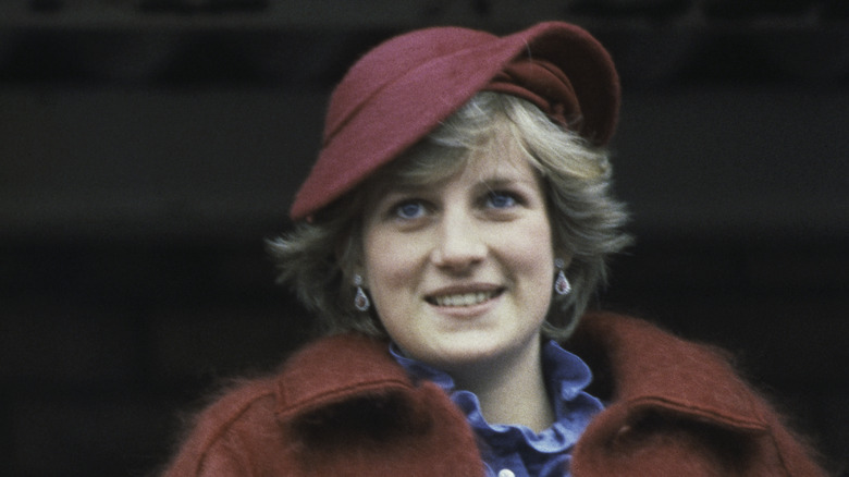 Princess Diana, who was blacklisted by the royal family