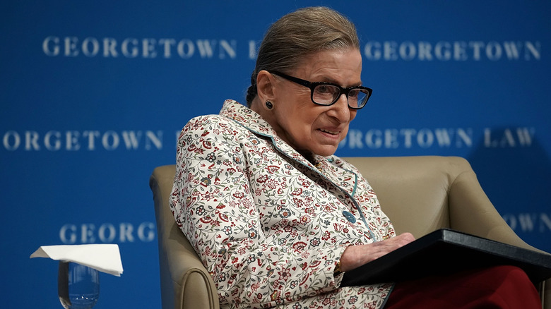 Ruth Bader Ginsburg On The Secret To A Happy Marriage
