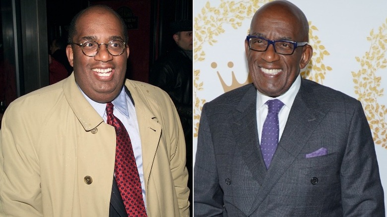 Al Roker before and after weight loss