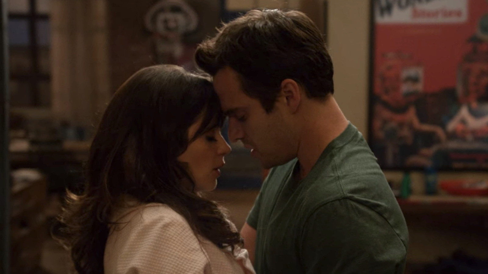 The Most Long-Awaited Kisses In TV History