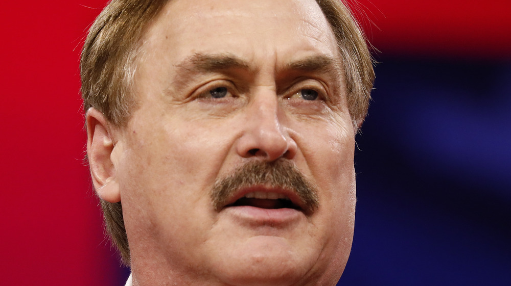 The My Pillow Guy's Big Career Announcement May Surprise You