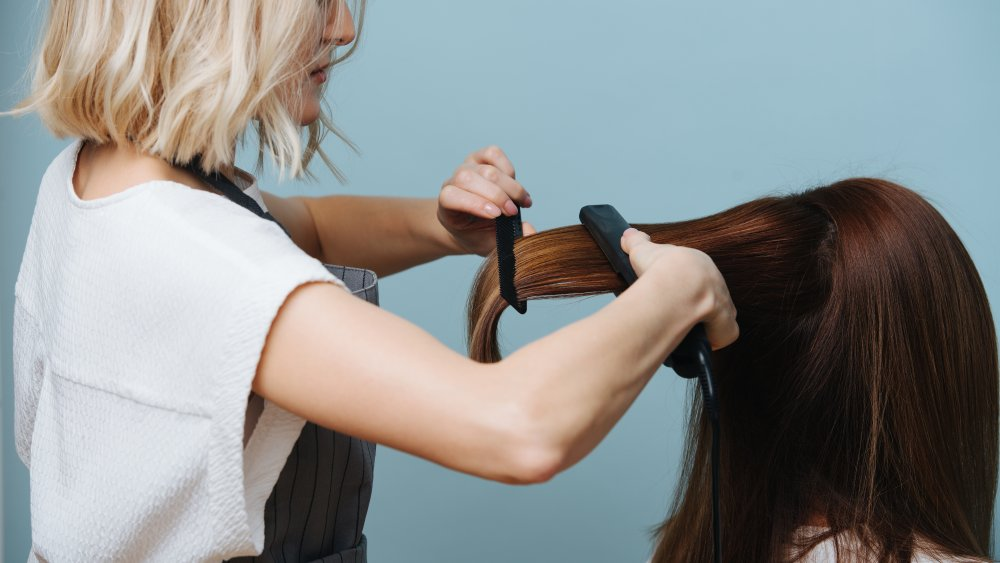 The Real Difference Between Silk Presses And Flat Irons