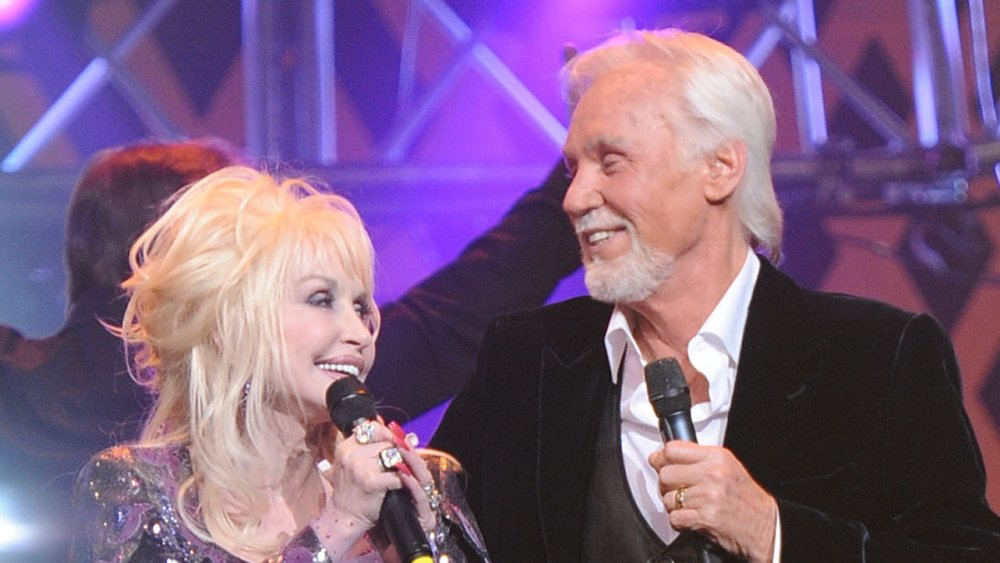 The reason Dolly Parton and Kenny Rogers never dated