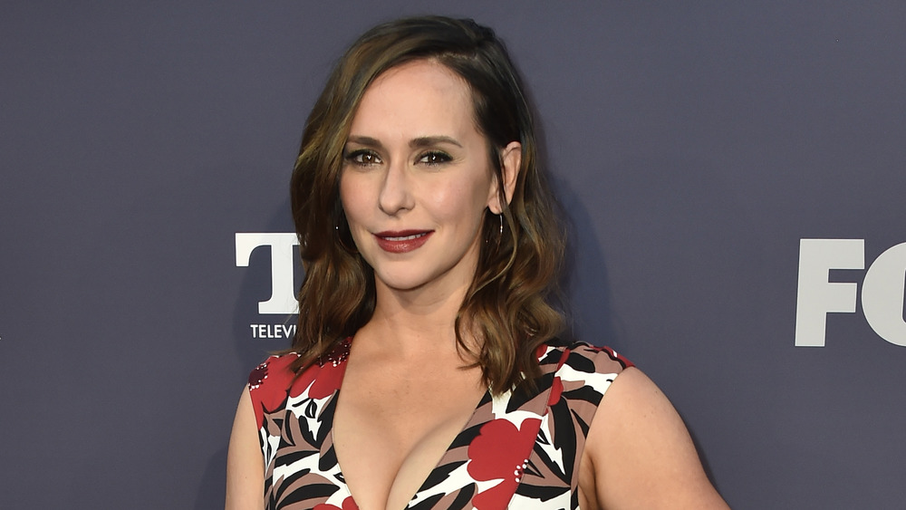 Jennifer Love Hewitt at a party in 2019