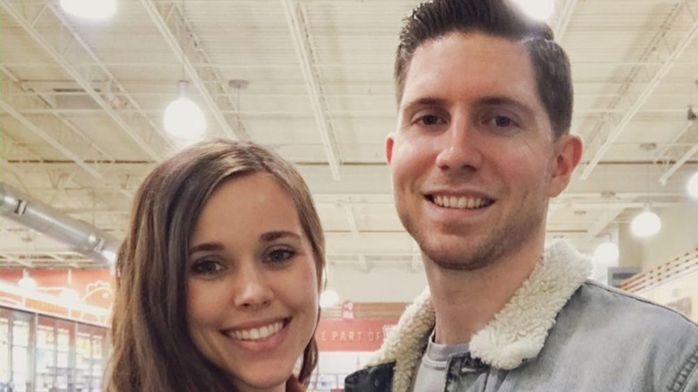 The Reason Jessa Duggar Didn't Want To Kiss Her Husband At Their Wedding