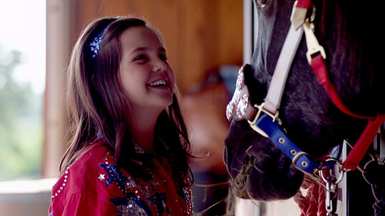 Bailee Madison in Cowgirls 'n Angels