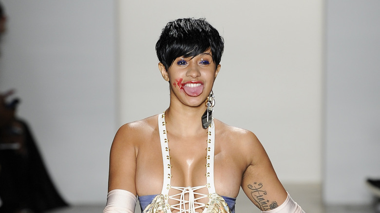Cardi B Pretty: The Stunning Transformation Of Cardi B