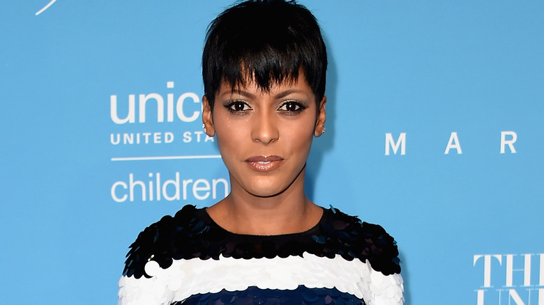 Tamron Hall in 2016