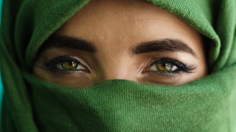 The Truth About Green Eyes