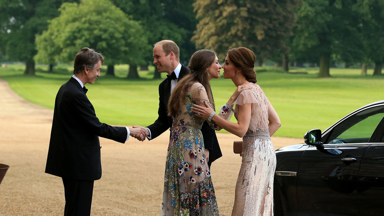 The truth about Kate Middleton & Rose Hanbury's relationship