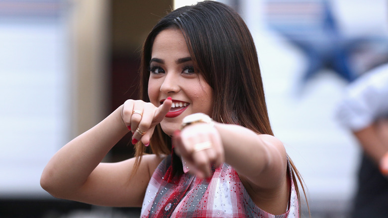 Getty Images Becky G
