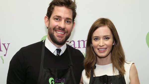 Jim And Pam Wedding.What John Krasinski And Emily Blunt S Marriage Is Like