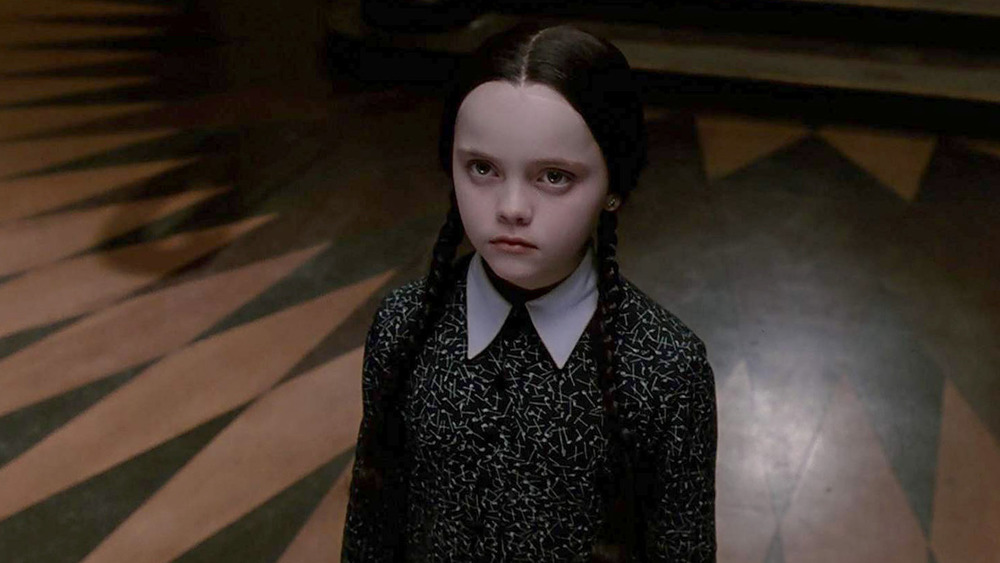 This Is What Wednesday From The Addams Family Looks Like Today