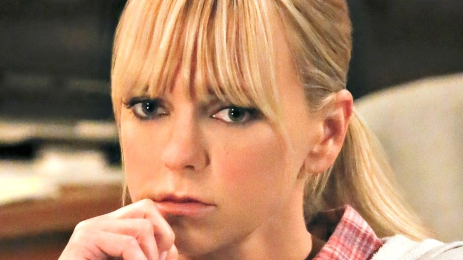 The Real Reason Anna Faris Had To Leave Mom