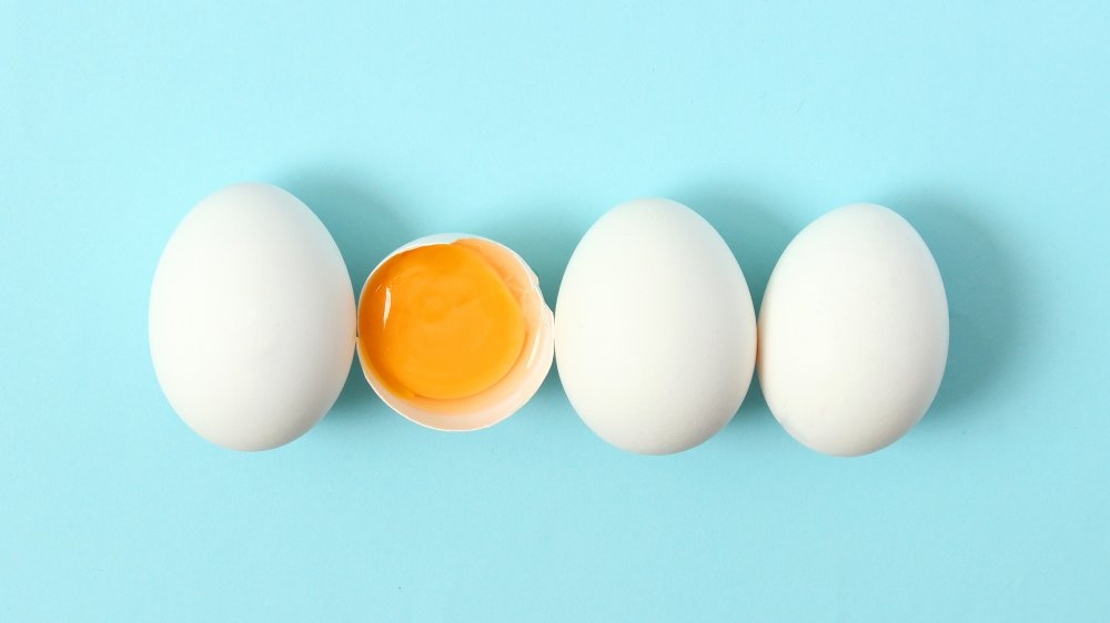 This is why egg yolks have a white string attached