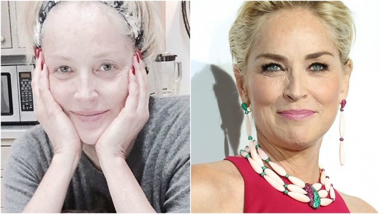 5dda441fea3 Unrecognizable photos of celebs without makeup