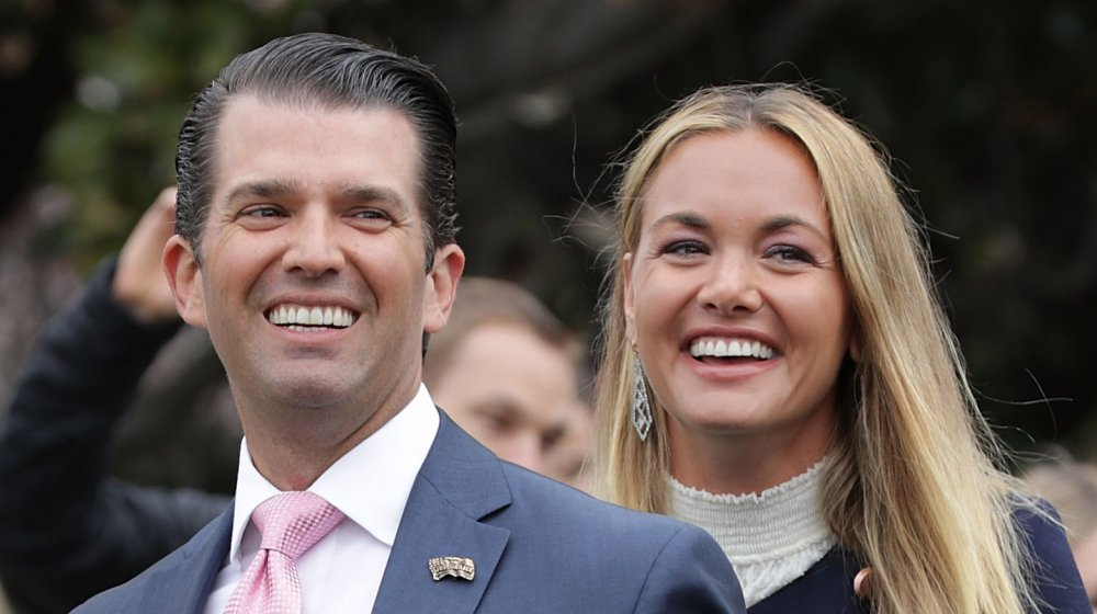 Here's What Don Jr.'s Ex-Wife Is Up To Now