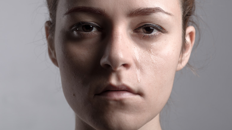 what happens to your body when you cry