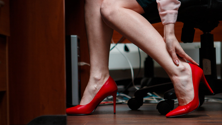 Avoid Foot Pain: 3 Exercises High Heel Lovers Should Do Health