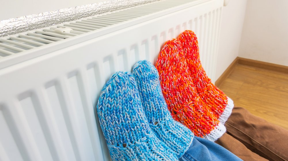 What It Really Means When Your Feet Are Always Cold